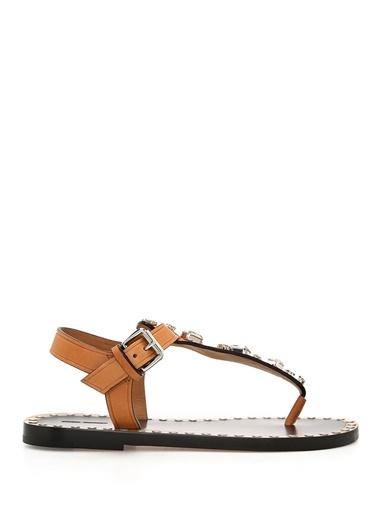 Sandalet-Etoile İsabel Marant